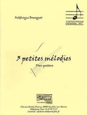 3 Petites Mélodies - Frédérique Bousquet - laflutedepan.com