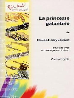 La princesse Galantine Claude-Henry Joubert Partition laflutedepan