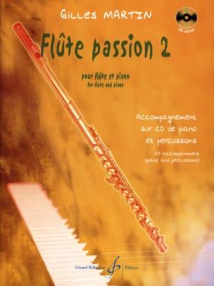 Flûte Passion 2 Gilles Martin Partition laflutedepan