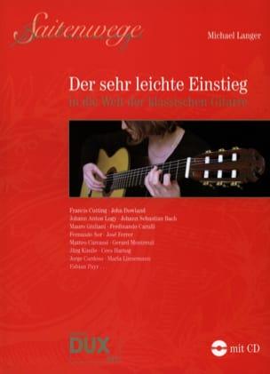 Der Sehr Leichte Einstieg in die Welt der Klassischen Gitarre laflutedepan
