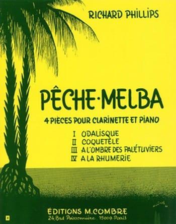 Pêche-Melba - Richard Phillips - Partition - laflutedepan.com