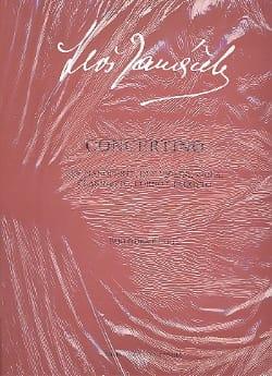 Concertino 1925 - Piano-2 Violons-Alto-Clarinette-Cor-Basson laflutedepan