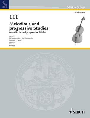 Melodische und progressive Etüden op. 31 - Heft 1 laflutedepan