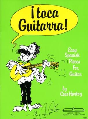 Cees Hartog - Toca Guitarra - Partition - di-arezzo.com