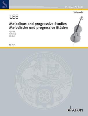 Melodische und progressive Etüden op. 31 - Heft 2 laflutedepan