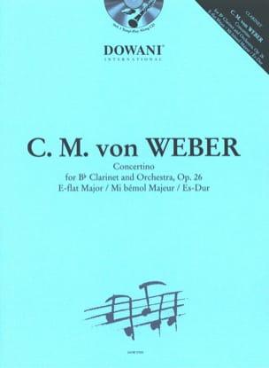 Concertino en MI bémol Majeur - Opus 26 - laflutedepan