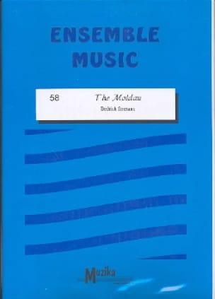 The Moldau -Ensemble - SMETANA - Partition - laflutedepan.com