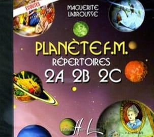 CD - Planète FM Volume 2 - Ecoutes Marguerite Labrousse laflutedepan