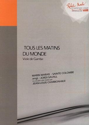 Tous les Matins du Monde Marais Marin / Sainte Colombe laflutedepan