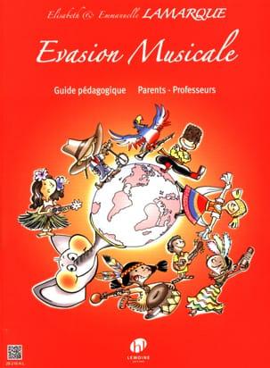 Evasion musicale - Livre du Professeur et Guide pédagogique laflutedepan