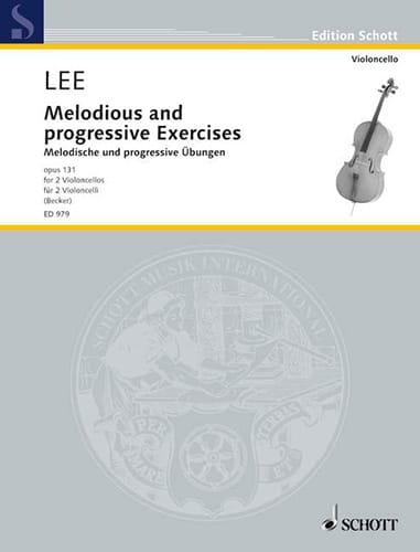 Melodische und progressive Übungen op. 131 - laflutedepan.com