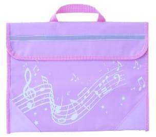 Cartable à Musique - Rose - Accessoire - Accessoire - laflutedepan.com