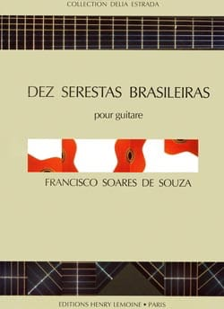 Dez Serestas Brasileiras - De Souza Soares - laflutedepan.com