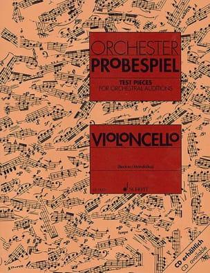 Orchester-Probespiel - Violoncello laflutedepan
