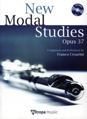 New Modal Studies Op. 37 - Flûte Franco Cesarini laflutedepan