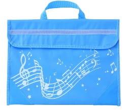 Cartable à Musique - Bleu Clair Accessoire Accessoire laflutedepan