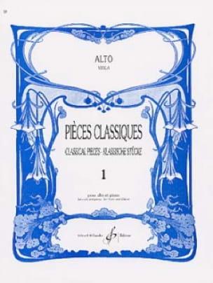 Pièces Classiques Volume 1 - Frédéric Lainé - laflutedepan.com