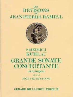 Grande sonate concertante op. 51 n° 3 - laflutedepan.com