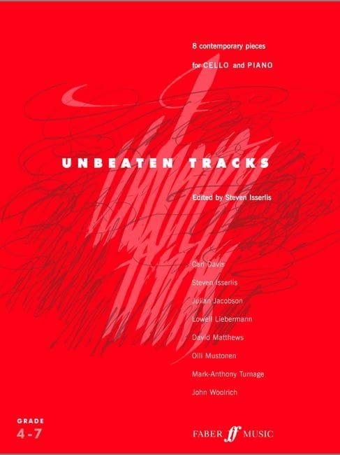 Unbeaten Tracks - Stephen Isserlis - Partition - laflutedepan.com