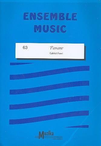 Pavane -Ensemble - FAURÉ - Partition - ENSEMBLES - laflutedepan.com