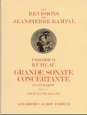 Grande sonate concertante op. 51 n° 2 - laflutedepan.com