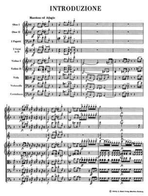 Concerto pour piano n° 2, op. 19 - Conducteur BEETHOVEN laflutedepan