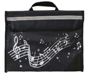 Cartable à Musique - Noir - Accessoire - Accessoire - laflutedepan.com