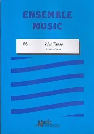 Blue tango -Ensemble Leroy Anderson Partition laflutedepan