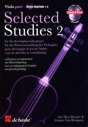 Selected Studies Volume 2 - Alto laflutedepan