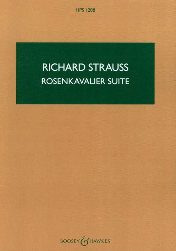Rosenkavalier Suite - Score - Richard Strauss - laflutedepan.com