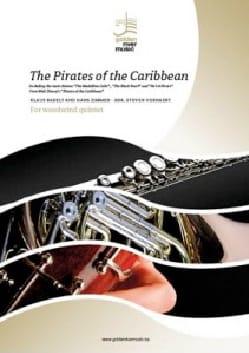 Pirates des Caraïbes - Quintette à vents laflutedepan