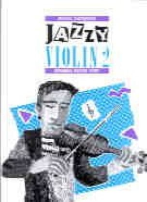 Jazzy Violon 2 - Michael Radanovics - Partition - laflutedepan.com