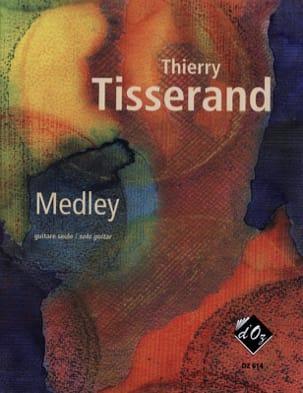 Medley TISSERAND Partition Guitare - laflutedepan