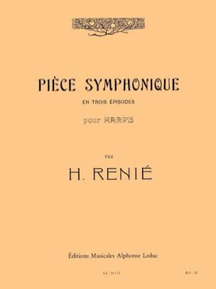 Pièce Symphonique en Trois Episodes Henriette Renié laflutedepan