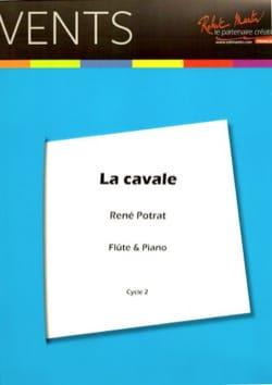La cavale - Flûte et piano - René Potrat - laflutedepan.com