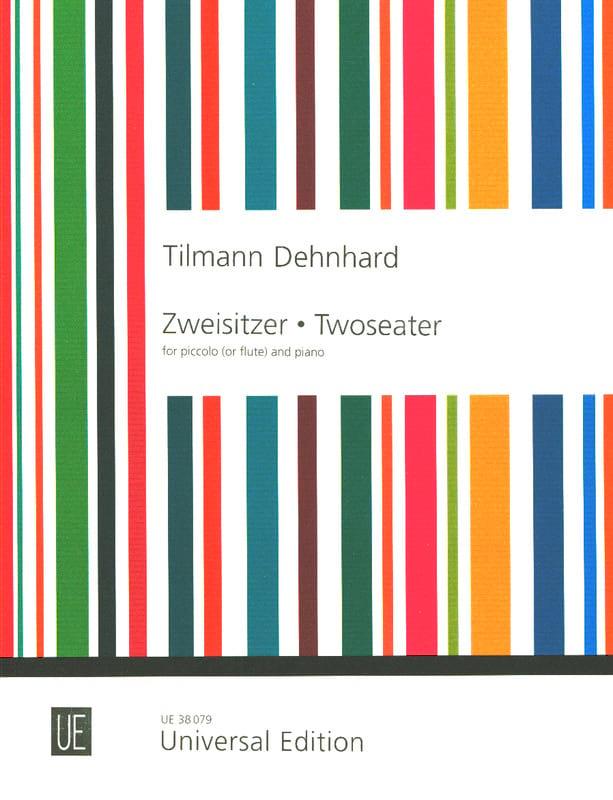 Zweisitzer / Twoseater - Tilmann Dehnhard - laflutedepan.com