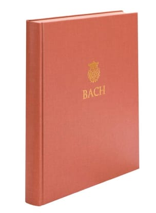 Drei Sonaten für Viola da gamba und Cembalo BWV 1027-1029 laflutedepan