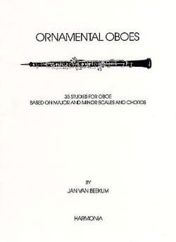 Ornamental Oboes - Jan Van Beekum - Partition - laflutedepan.com