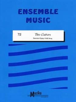 Two Guitars -Ensemble Traditionel Partition ENSEMBLES - laflutedepan