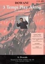 Sonatine op. 100 sol majeur - CD DVORAK Partition laflutedepan
