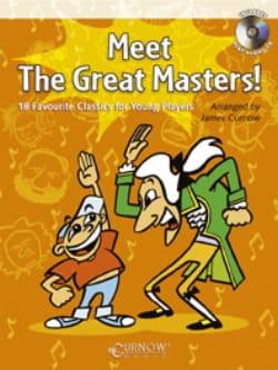 Meet the Great Masters ! -Clarinet James Curnow laflutedepan