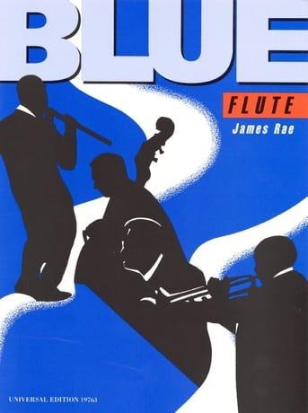 Blue Flute - James Rae - Partition - laflutedepan.com