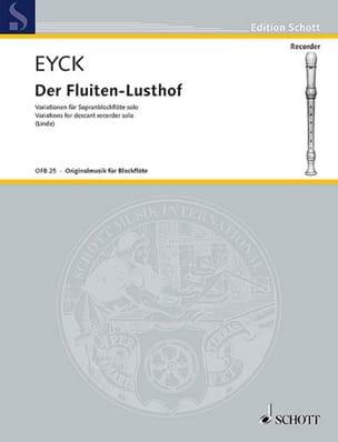 Der Fluiten-Lusthof - Sopranblockflöte solo laflutedepan