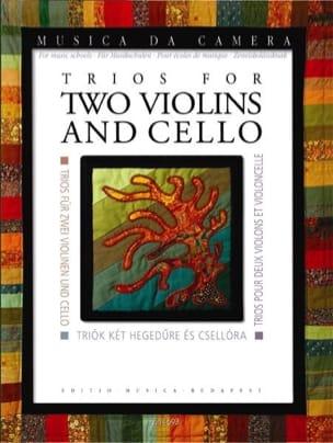 Trios for 2 Violins and Cello Partition Trios - laflutedepan