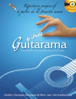 Le Petit Guitarama Partition Guitare - laflutedepan