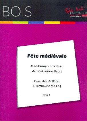 Fête Médiévale - Ensemble de Flûtes Jean-Francois Basteau laflutedepan