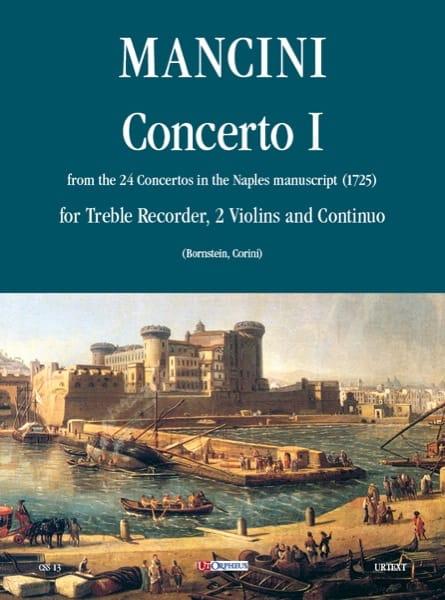 Concerto 1 -flauto 2 violini e bc - laflutedepan.com