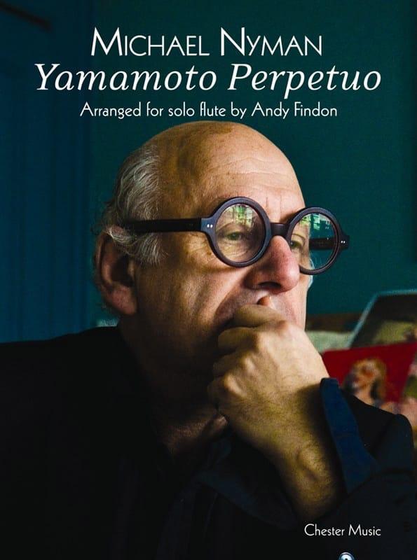 Yamamoto Perpetuo - Michael Nyman - Partition - laflutedepan.com