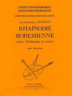 Rhapsodie Bohemienne - Orchestre A Cordes - Elem. laflutedepan