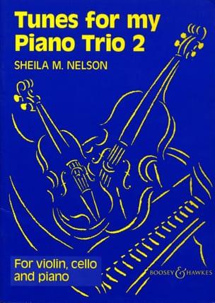 Tunes For My Piano Trio Volume 2 Sheila M. Nelson laflutedepan